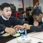 Code Jumper: Microsoft bringt sehbehinderten Kindern Programmieren bei