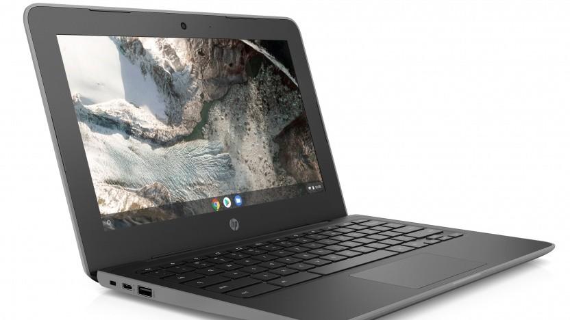 Das Chromebook 11 G7 EE von HP