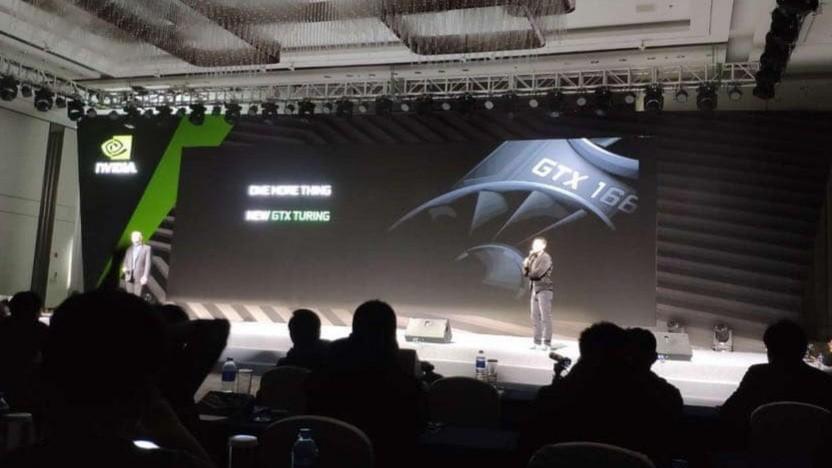 Nvidia-Briefing zu Geforce GTX 1660 (Ti)
