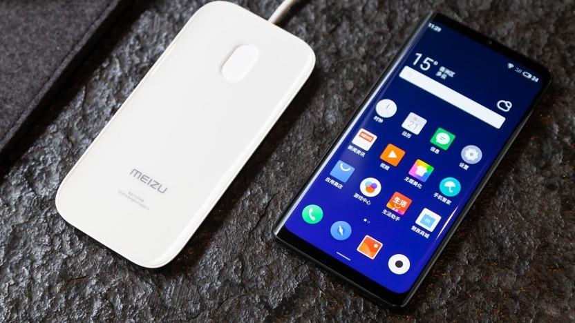 Zero-Smartphone ganz ohne Tasten und Anschlüsse