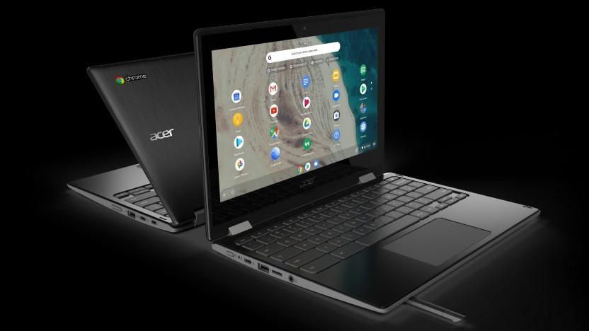 Das Chromebook Spin 511 von Acer