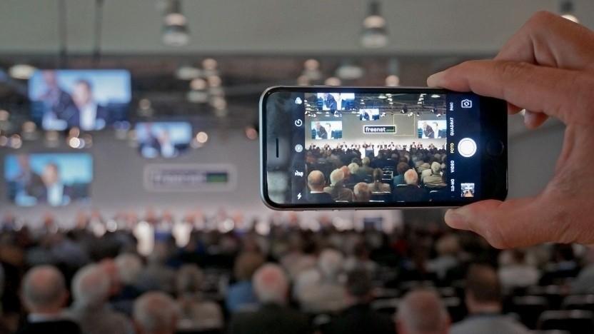 Freenet Aktionärversammlung