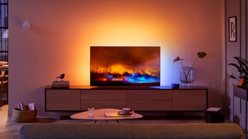 Der neue OLED-Fernseher Philips 804