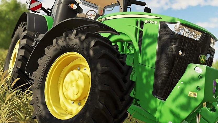 Artwork des Landwirtschafts-Simulators 19