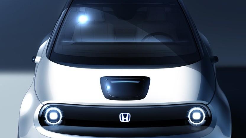 Hondas Elektroauto-Prototyp