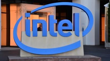 Intel-Headquarter im kalifornischen Santa Clara