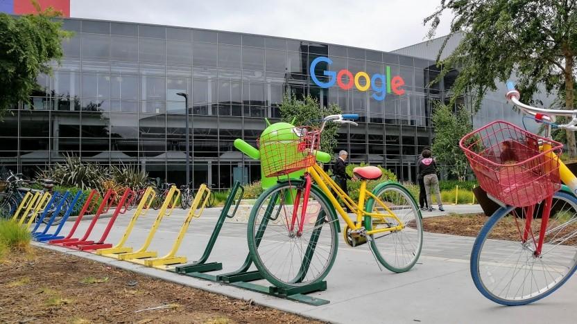 Google möchte, dass der Supreme-Court im Streit mit Oracle entscheidet.
