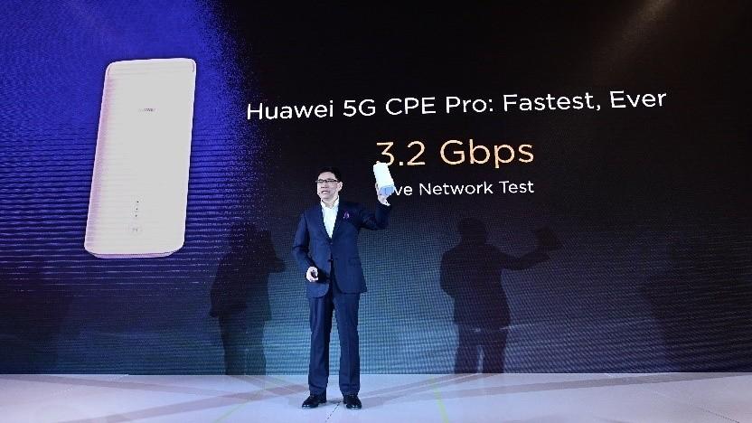 5G Pro Router vorgestellt