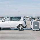 Flughafen Gatwick: Roboter Stan parkt Autos ein