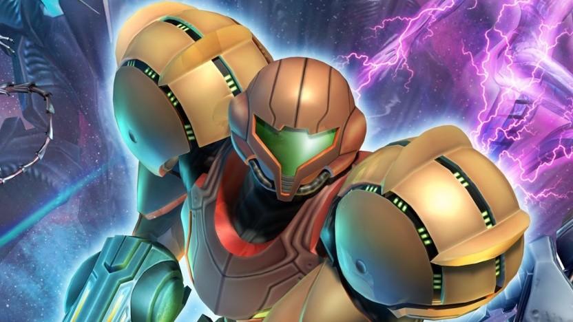 Artwork von Metroid Prime