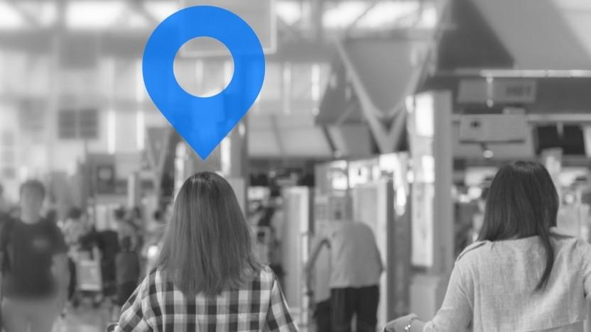 Bluetooth Direction Finding sorgt für bessere Gebäudenavigation.