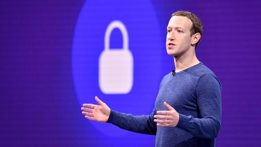 Facebook-Chef Mark Zuckerberg verspricht gern Transparenz - aber nur unter seiner Kontrolle.