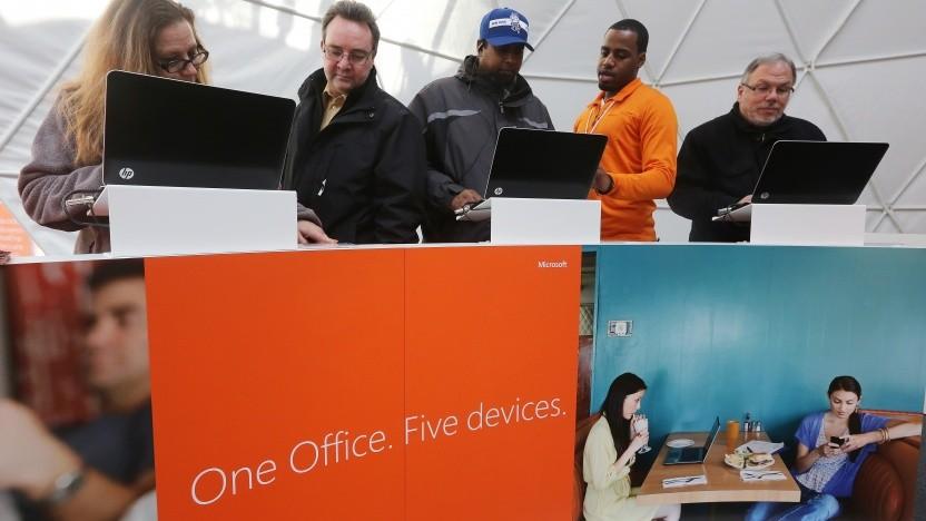 Office 365 ändert den Speicherort für Dokumente. (Symbolbild)