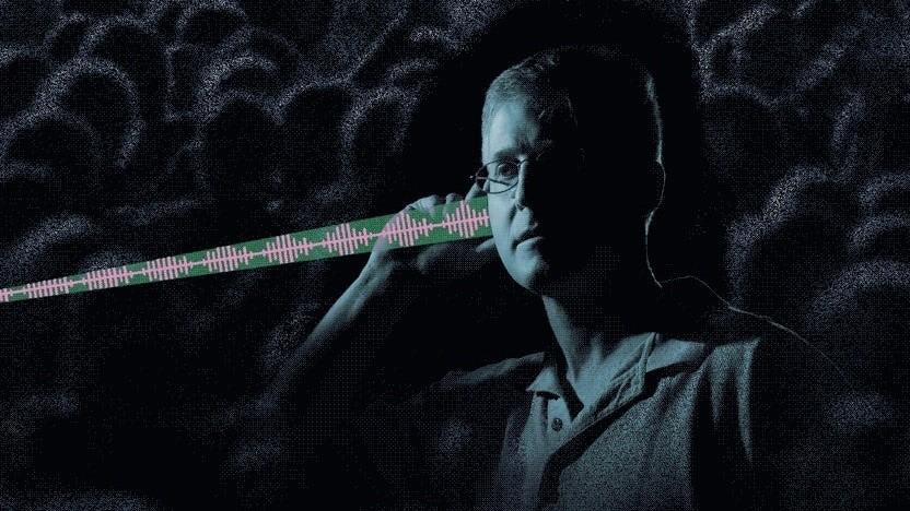 Schallübertragung per Laser: Geheimdienste werden sich freuen.