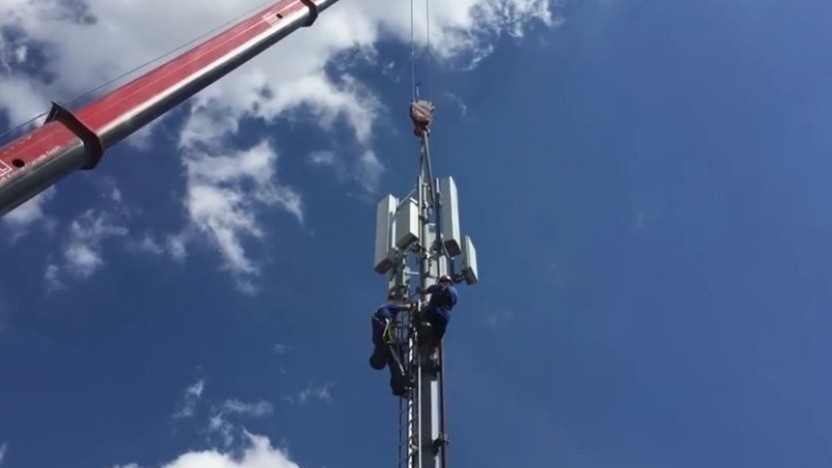 Huawei-Technik: 5G-Testnetz der Telekom in Berlin