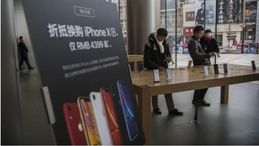 Apple hat Probleme mit der Nachfrage von iPhones in China.