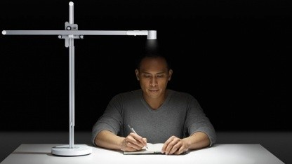 Dyson: Chilled LED desk lamp is expected to shine for 60 years