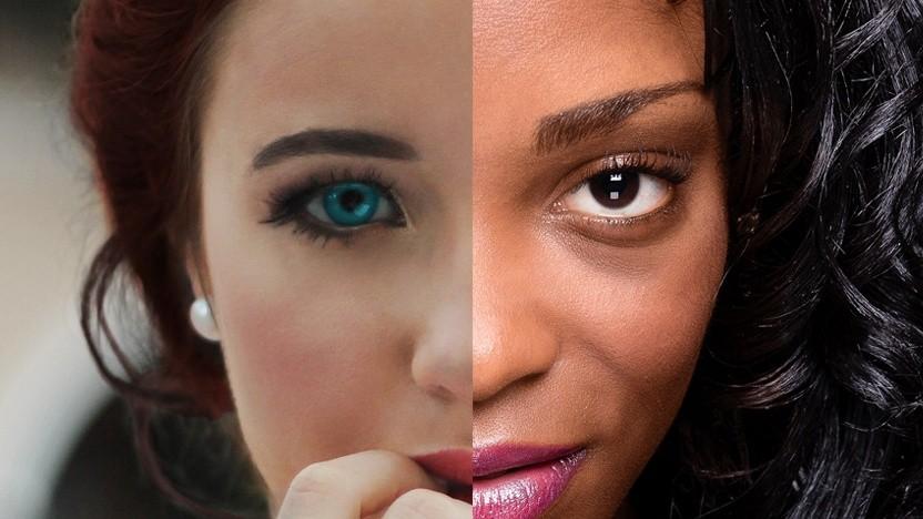 Mithilfe von IBMs Bildersammlung soll Gesichtserkennung Ethnien besser einordnen können.