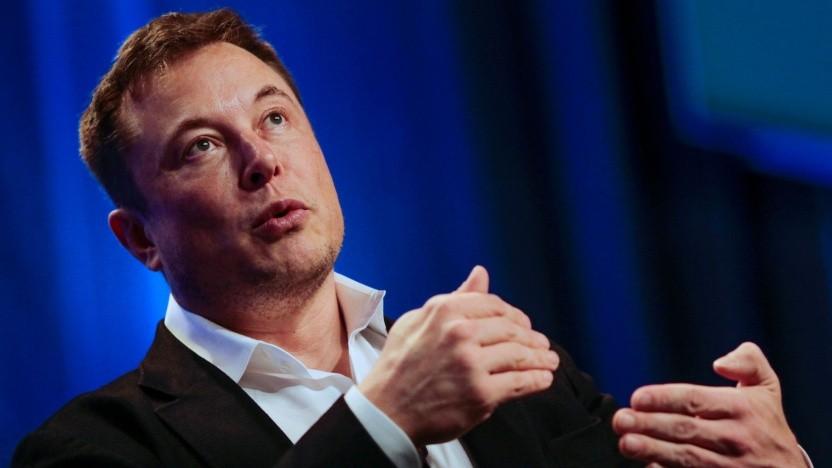 Tesla-Chef Elon Musk: Das Geld wird knapp.