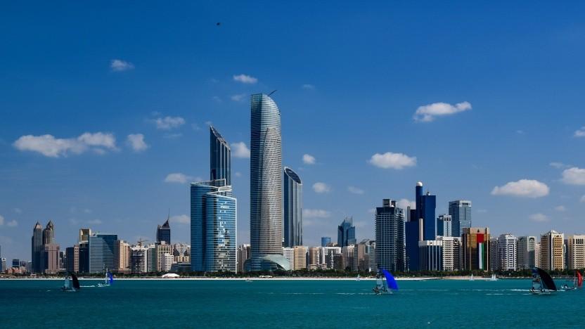 Von Abu Dhabi aus hackte das Raven-Team hunderte iPhones.