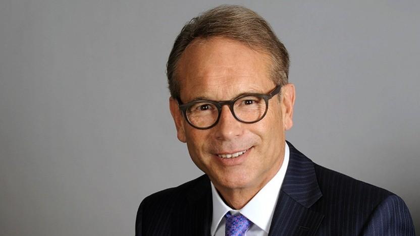 Staatssekretär Ulrich Nussbaum