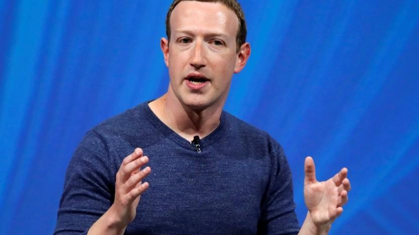Facebook-Chef Mark Zuckerberg lobt die Vorteile der Ende-zu-Ende-Verschlüsselung.