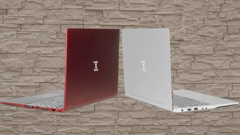 Das Infinitybook Pro 15 kommt im neuen Gehäuse auf den Markt.