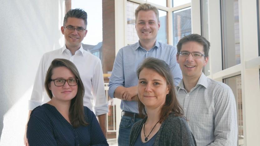 Das Team der digitalen Marktwächter