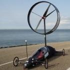 Ventomobil: Mit dem Windrad auf Rekordjagd