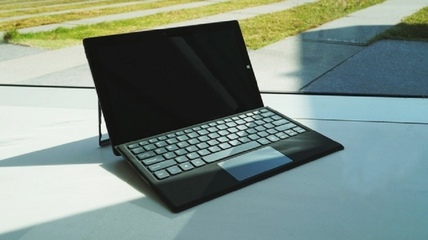 Das Ubook sieht aus wie ein Surface Pro 3.