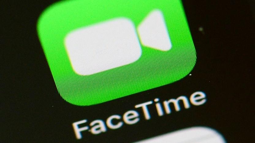 Facetime bleibt aus.