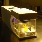 Stereolithografie: Der Beamer wird zum 3D-Drucker