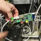 Raspberry Pi: Rätselhafter Mikroprozessor im Netzwerkschrank enttarnt