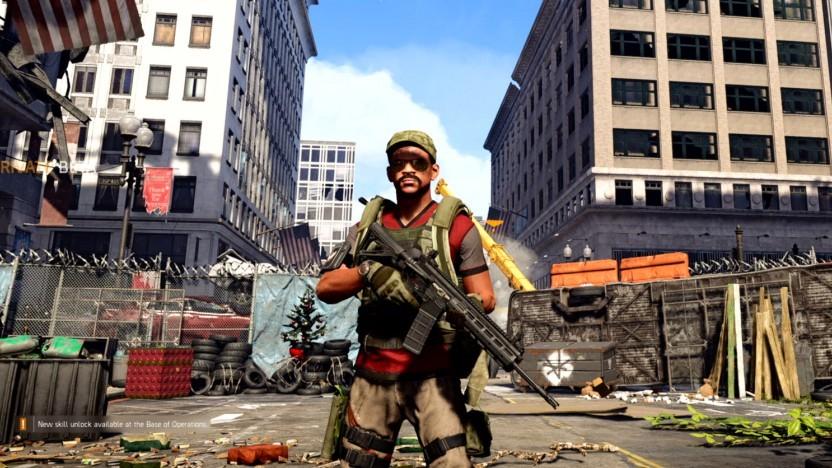 Mit unserem Agenten streifen wir durch das zerstörte Washington D. C.