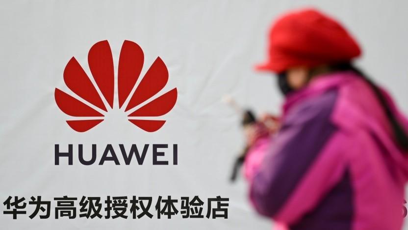 Huawei ist der weltweite Marktführer beim Verkauf von Netzwerktechnik.