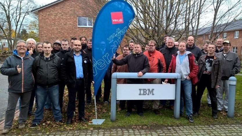 Aktionstag IBM AIWS in Flensburg