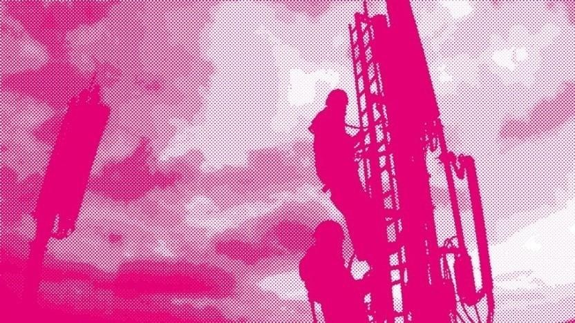 5G-Testnetz der Telekom in Berlin