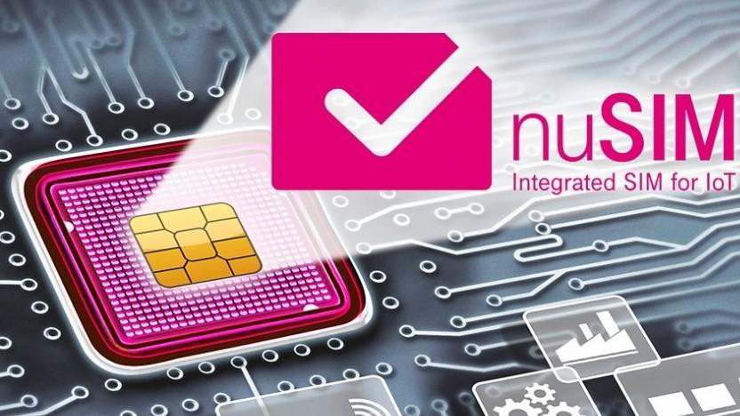 Die nuSIM ist der iSIM-Ansatz der Telekom.