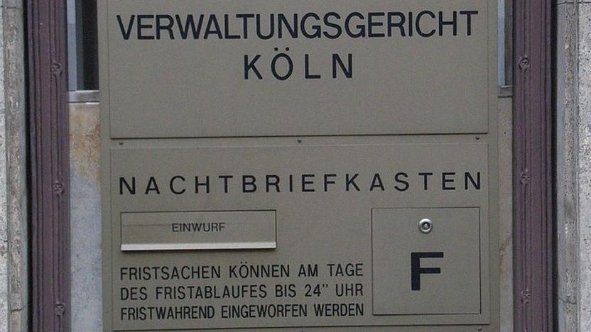 Verwaltungsgericht Köln bekommt viel Post