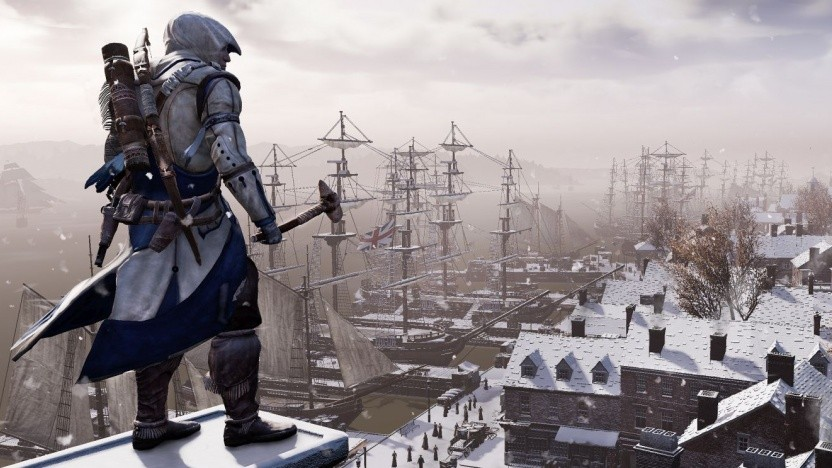 Artwork von Assassin's Creed 3 Remastered