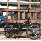 Gocycle GX: Elektrofahrrad soll in 10 Sekunden gefaltet sein