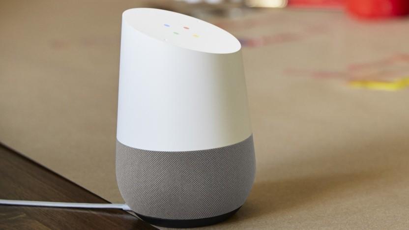 Der Google Home wird zum Dolmetscher.