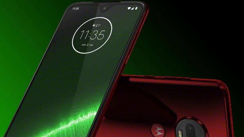 Alte Sd Karte In Neues Handy.Moto G7 Power Lenovos Neues Motorola Smartphone Hat Einen Großen