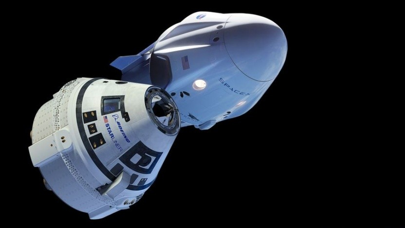 Raumfähre Crew Dragon und Starliner: wichtige Tests der Rettungssysteme im Sommer