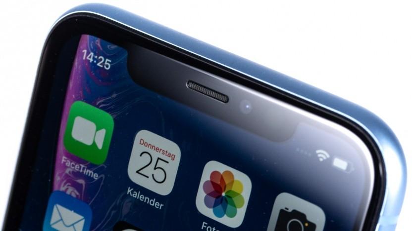 Apple hat den unangekündigten Mitschnitt von Apps untersagt.