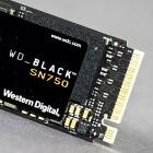 WD Black SN750 ausprobiert: Direkt hinter Samsungs SSDs
