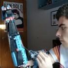 Robotik: Student baut sich funktionierende Armprothesen aus Lego