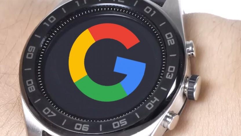 Baut Google eine eigene Smartwatch?