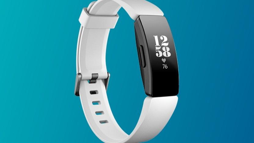 Artwork der Fitbit Inspire HR