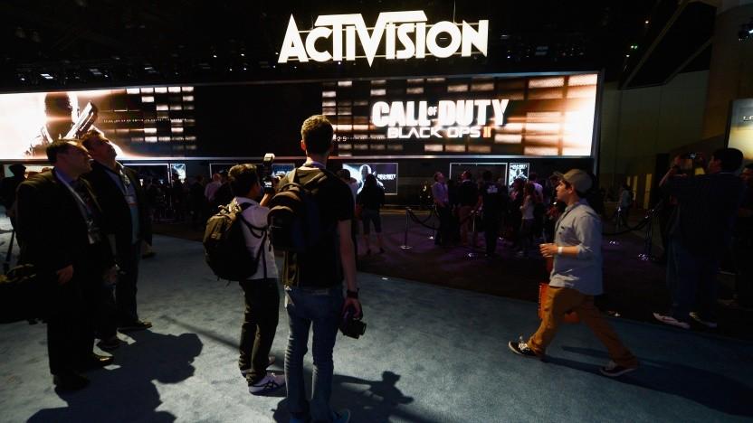 Stand von Activision auf der E3 in Los Angeles